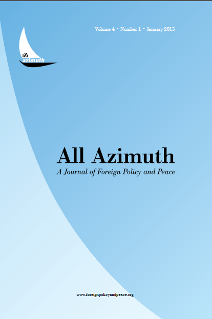 All Azimuth: A Journal of Foreign Policy and Peace